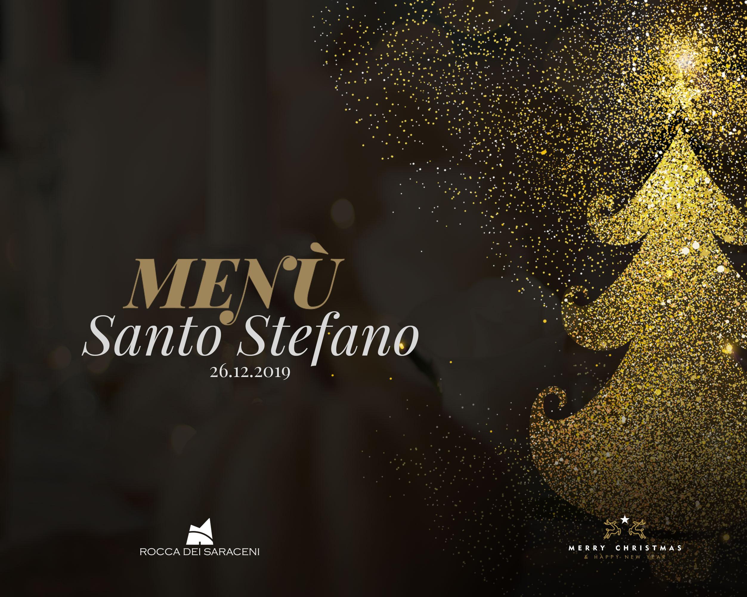 Menù di Santo Stefano
